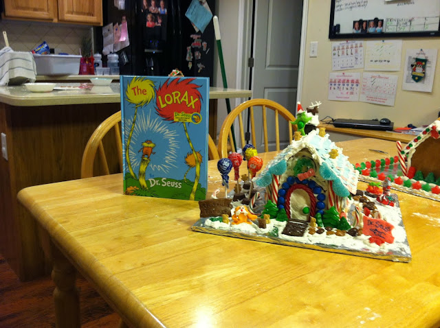 Houses Whimsical Seuss Gingerbread Dr