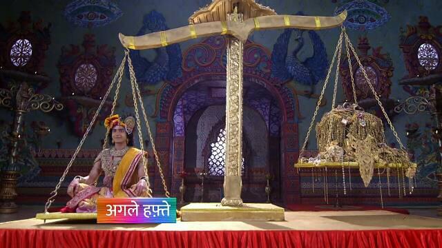 Radha Krishna: Star Bharat Radha Krishn - Session 4 E193 16th July 2021 Episode