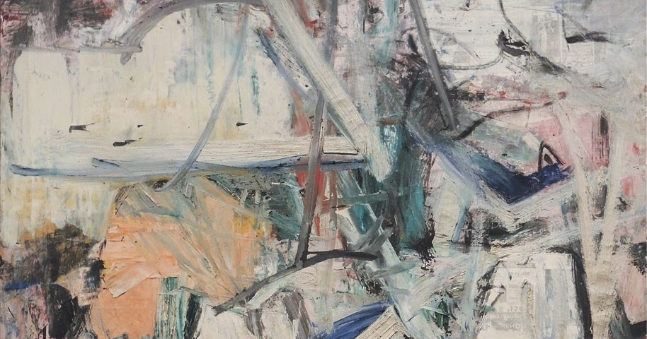 Art According to Cary: Easter Monday by Willem de Kooning