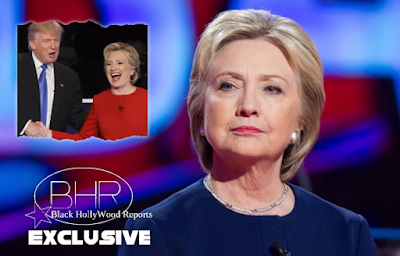 BHR Congratulates Hillary Clinton For Winning The 3rd Presidential Debate