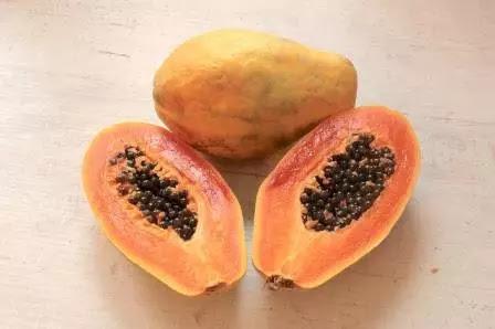 Responsive image, Papaya to improve eyesight