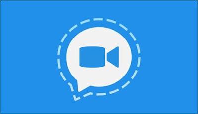 إجراء, مكالمات, فيديو, جماعية, مشفرة, على, تطبيق, سيجنال, Signal