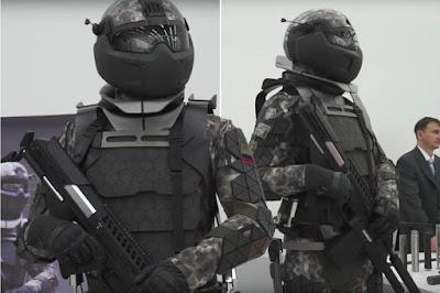 Russian Stormtrooper: Rússia cria exoesqueleto para seus soldados