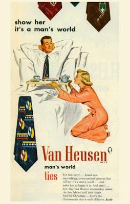 Van Heusen Man's World Ties