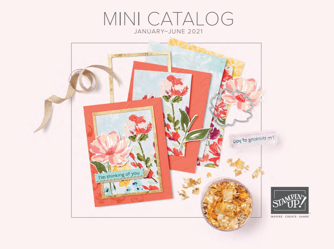 Mini Catalog January - June 2021