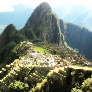 Machu Picchu e Montanha Huayna Picchu, Peru