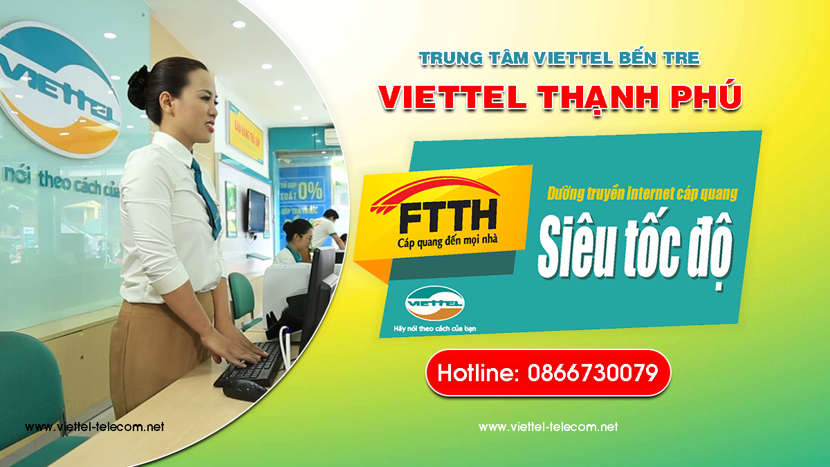 Tổng đài Viettel Thạnh Phú