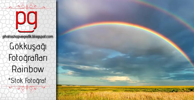Gökkuşağı Fotoğrafları Png - Rainbow Photos Png