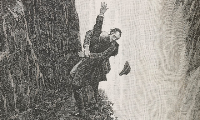 Svizzera morte di Sherlock Holmes
