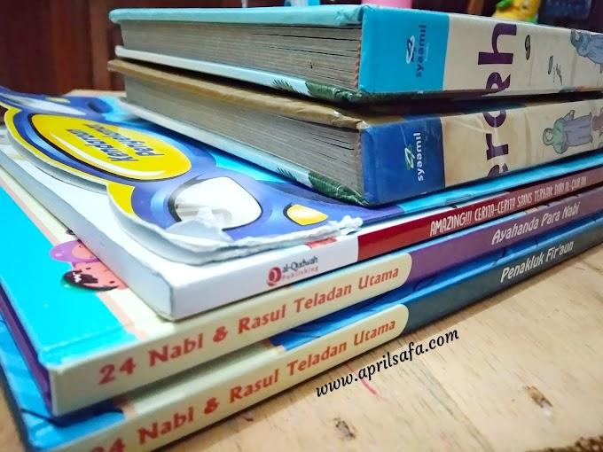 Rencana Stimulasi Literasi Baca Tulis dan Digital | Zona 5 Hari ke-1