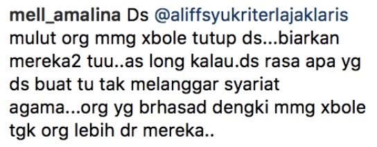 Bodyguard Aliff Syukri Jawab Isu Gaji Dibayar Sikit Hanya RM1k