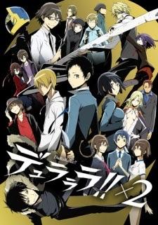 Durarara!! SS2- Durarara!!x2 Shou | Durarara!! 2nd Season | DRRR!! 2nd Season