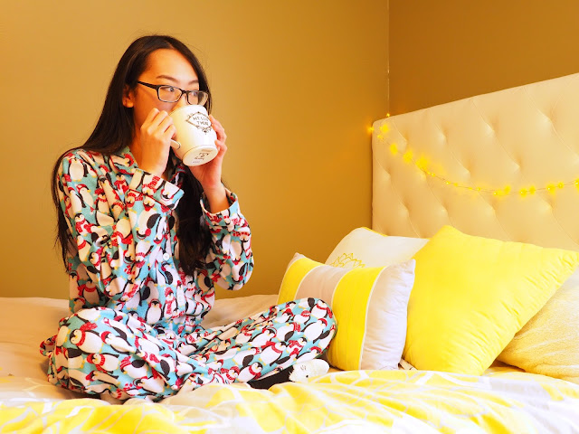 Mug and Pajamas