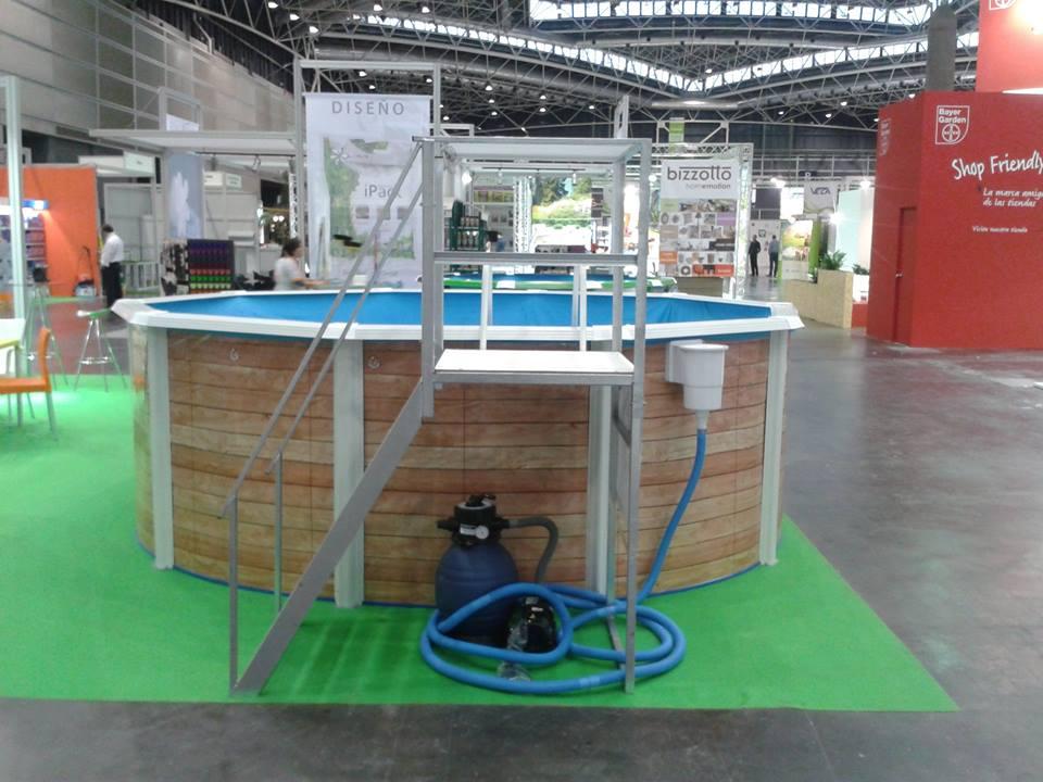 Hermanas y mamis toi piscinas en nuestro 4 aniversario for Toi piscinas desmontables
