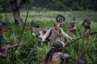 The Lost City of Z Charlie Hunnam and Tom Holland Image 1 (17)