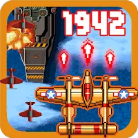 1942 Arcade Shooting Mod Apk