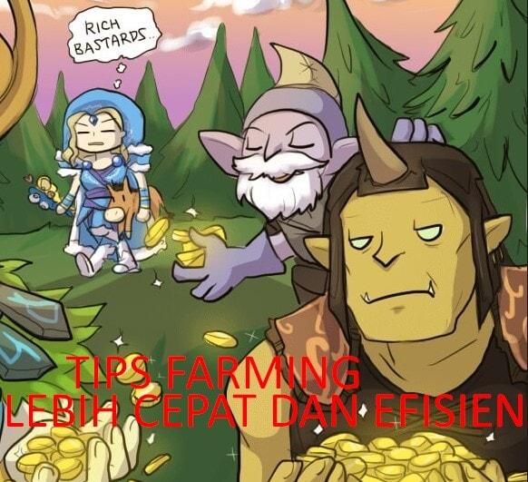 Trik Farming Paling Cepat