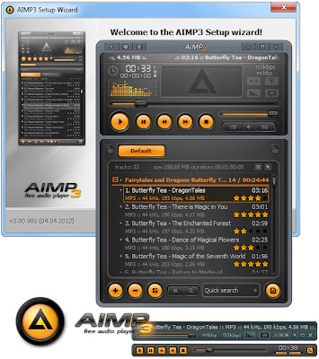aimp 3.00.985 MP3 Player Latest