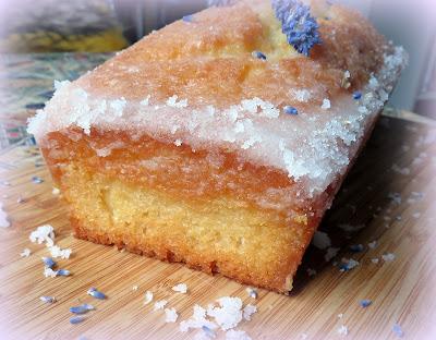 Proper Lemon Drizzle Loaf