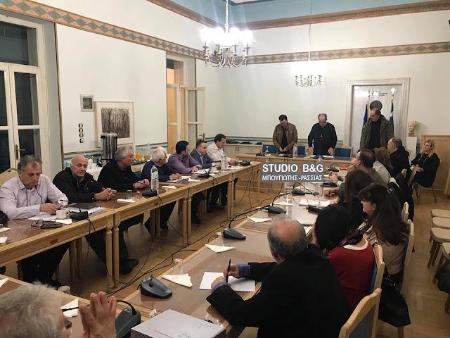 Έκτακτη σύσκεψη για τον κορωνοϊό στην Περιφέρεια Πελοποννήσου