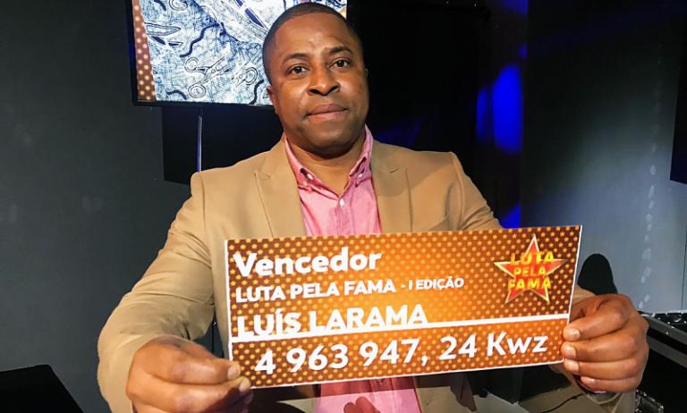 LUTO: Morre Larama o vencedor da primeira edição do BigBrother Angola