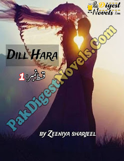Dil Hara Episode 1 By Zeenia Sherjeel