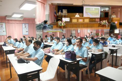 คณะครู รร.วัดสิงห์ ศึกษาดูงาน OBECQA  รร.บางละมุง จ.ชลบุรี