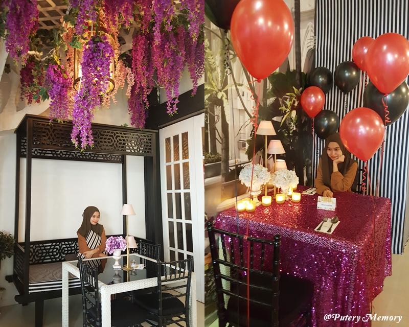 Flora Cafe Ampang Candle Light Dinner Cafe Romantik Untuk