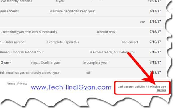 Google Account (Gmail) को सभी डिवाइस से एक साथ लॉगआउट कैसे करें | How To Logout Google Account (Gmail) From All The Devices In One Click