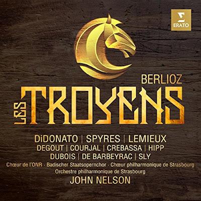 Berlioz: Les Troyens - John Nelson - Erato