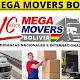 MEGA MOVERS BOLIVIA (LA PAZ/SANTA CRUZ)
