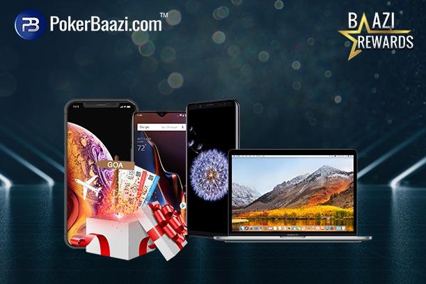 Baazi Rewards Program