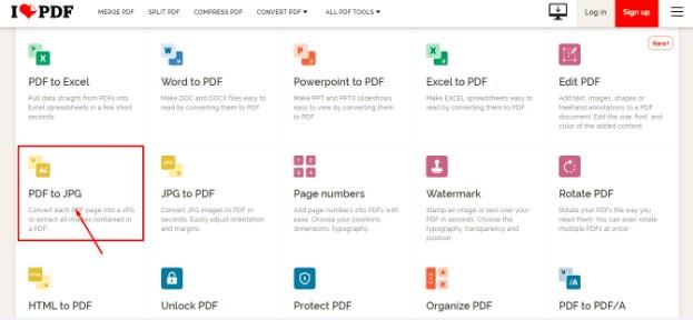 PDF ke JPG dan Cara Convert dengan Mudah Tanpa Aplikasi
