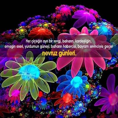 Resimli Nevruz Bayramı Mesajları