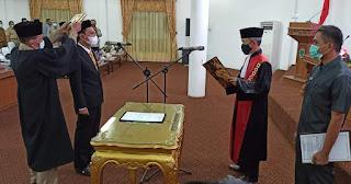 PAW DPRD Batanghari, Jakfar Resmi Jadi Wakil Ketua DPRD