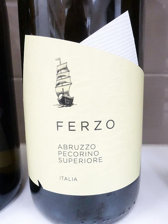 Citra Ferzo Abruzzo Pecorino Superiore 2017 (88 pts)