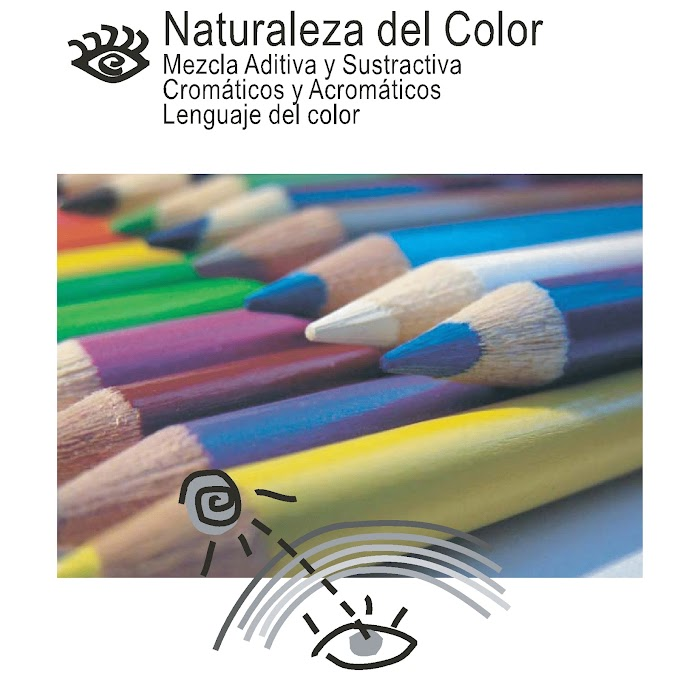 Comunicación visual - Naturaleza del Color