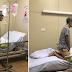 86-Anyos na Lolo, Nakuhanan ng Larawan na Nakaluhod Habang Taimtim na Nagdadasal sa Kanyang Hospital Bed!