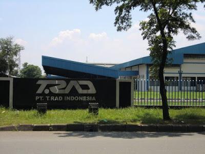 Lowongan Kerja Jobs : Operator Produksi PT TRAD Indonesia Lulusan Min SMA SMK D3 S1