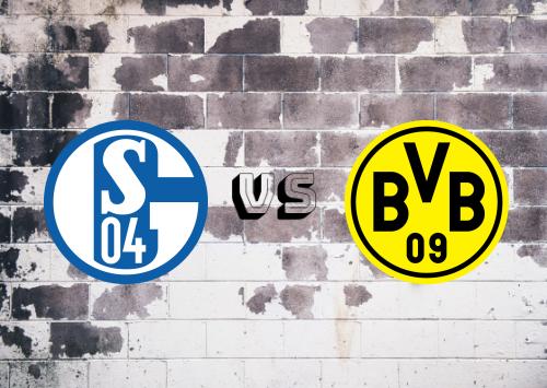 Schalke 04 vs Borussia Dortmund  Resumen y Partido Completo