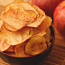 Receita de Chips de Maçã