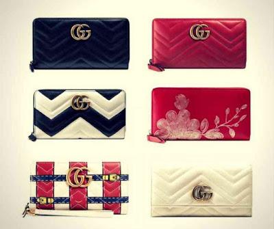 Carteiras Femininas Gucci