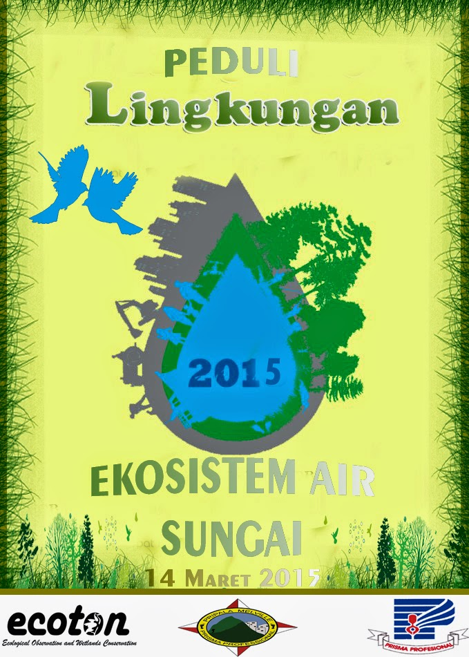 Pembelajaran Poster Kegiatan Pecinta Alam