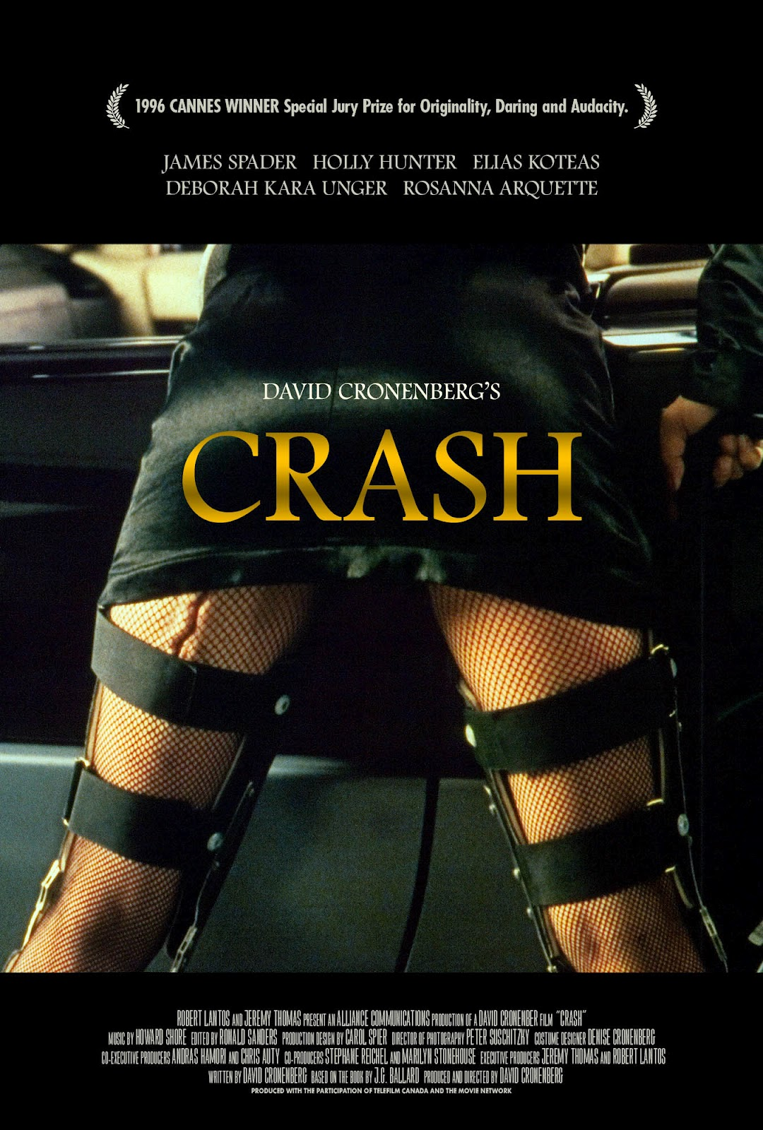 crash david cronenberg