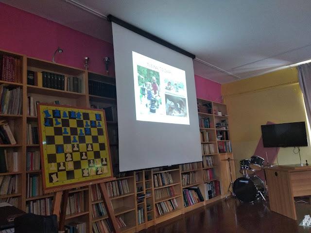 Άργος: Μαθητές των Εκπαιδευτηρίων Μαλτέζου έμαθαν για το σκάκι