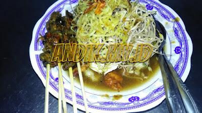 foto, lontong balap, kuliner, Surabaya,