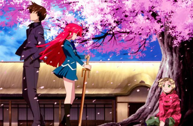Kaze no Stigma Subtitle Indonesia