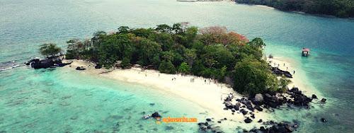 pulau sebesi lampung