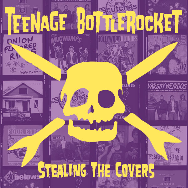 """Teenage Bottlerocket stream new song """"Robocop is a Halfbreed Sellout"""""""