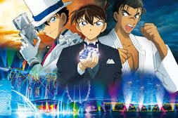 Detective Conan: The Fist of Blue Sapphire, Mencari Safir ke Singapura